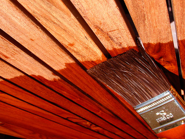 Защитные составы для деревянного забора